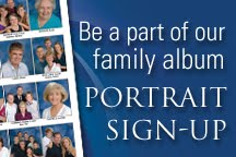 Portrait Sign-up. CLICK HERE!
